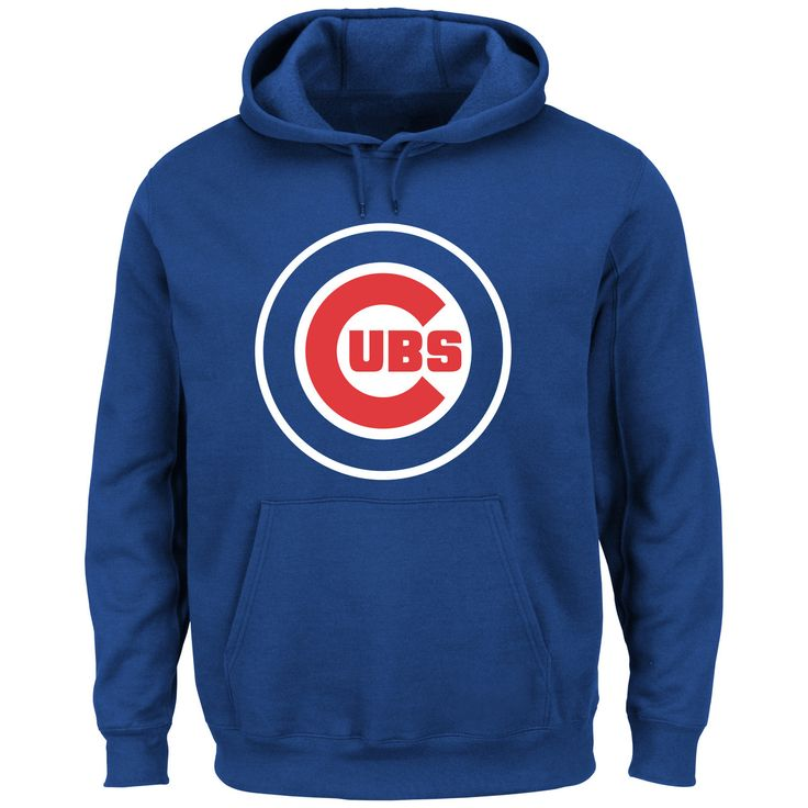 Chicago Cubs Scoring Position Hoodie by Majestic    #ChicagoCubs  #Cubs  #MLB  #FlyTheW  #EverybodyIn