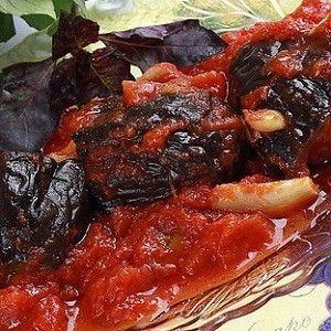Баклажаны по-армянски рецепт – закуски. «Афиша-Еда»
