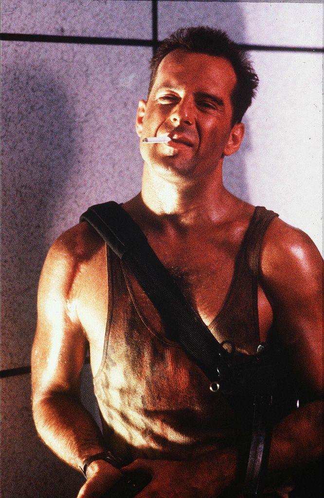 Bruce willis movies in order