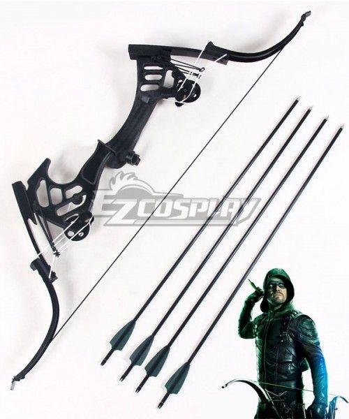 dc comics the arrow