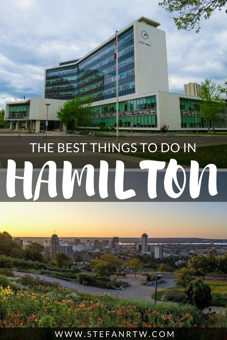 I know that Toronto gets a lot of love. What about all the things to do in Hamilton, Ontario? I wanted to share some of my thoughts and helpful travel guide for the mid-size town of Hamilton. Southern Ontario is packed with people and bunch of different cities. Hamilton has developed its own unique charm and it's quickly becoming a great tourist destination outside of Toronto. #hamilton #toronto #ontario