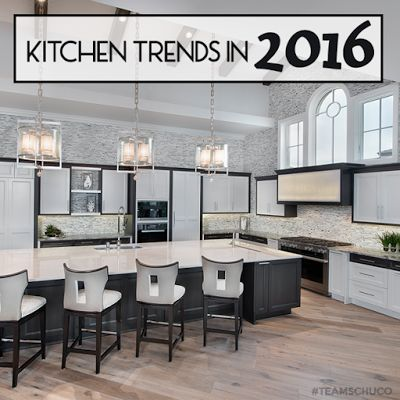 Kitchen Remodel Trends For 2016
