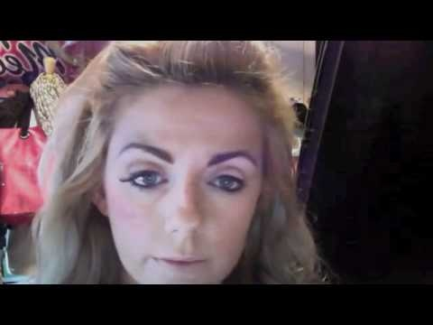Disney Princess Makeup Tutorial....