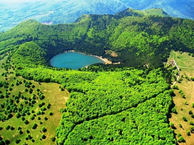 St Anna Lake, Romania