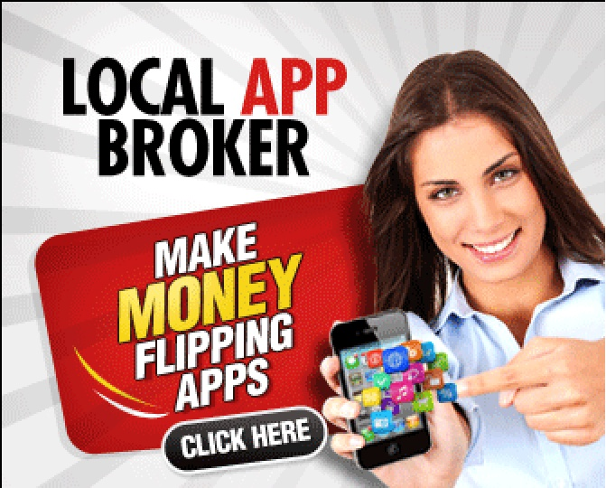I forgot to tell you - on this video they are also going to show you WHERE and HOW they flip these apps for AT LEAST $1k each time.  This is SO COOL- you are gonna love it.
