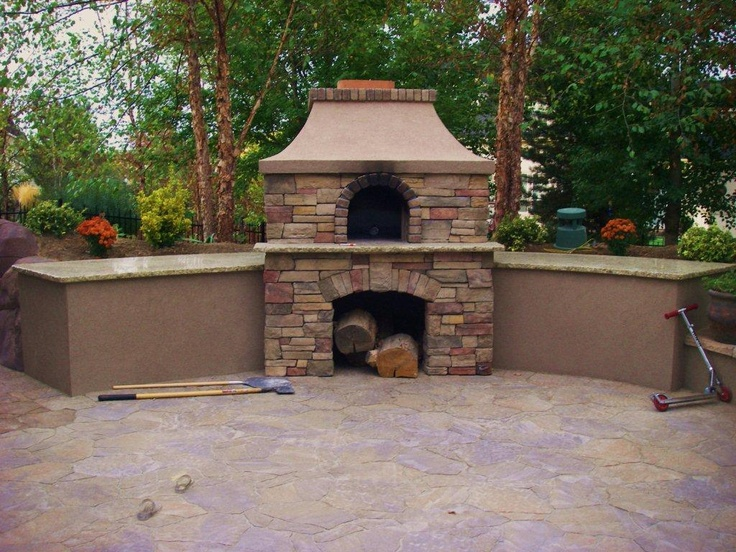 118 Best One Brick Oven Images On Pinterest Backyard