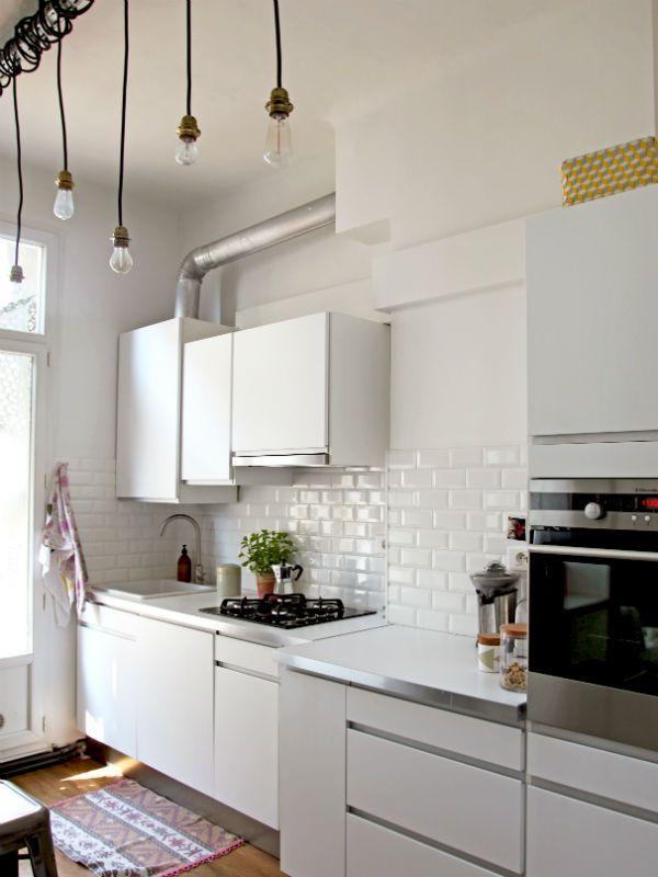 Best 25+ Crédence cuisine ikea ideas on Pinterest   Compteur de ...