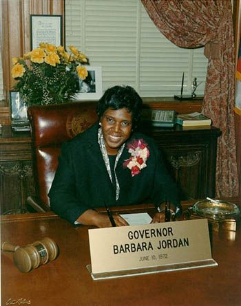 Great Black Women in History Barbara Jordan Barbara Charline Jordan (February 21, 1936 – January 17, 1996) was an American politician who was both a product, and a leader, of the Civil Rights movement She was the first African-American elected to the Texas Senate after reconstruction and the first Southern black woman ever elected to the US House of Representatives She received the Presidential Medal of Freedom, among numerous other honors