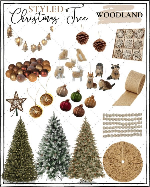 Affordable Christmas Tree Decor Ideas Affordable Christmas Decorations Christmas Tree Decorations Rustic Christmas Tree