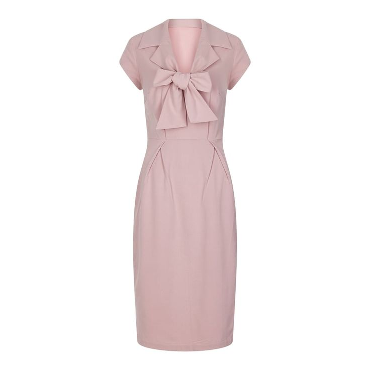 Tammy Plain Pencil Dress