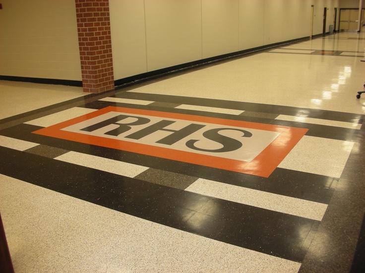 Floor Tile Schools : Best images about fritztile goes to school on pinterest