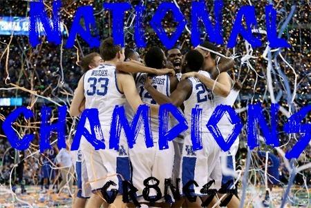 National Champions! #BBN