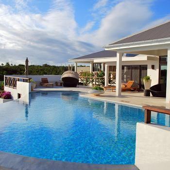 Seabird Villa, Anguilla 4BR, £4012/week