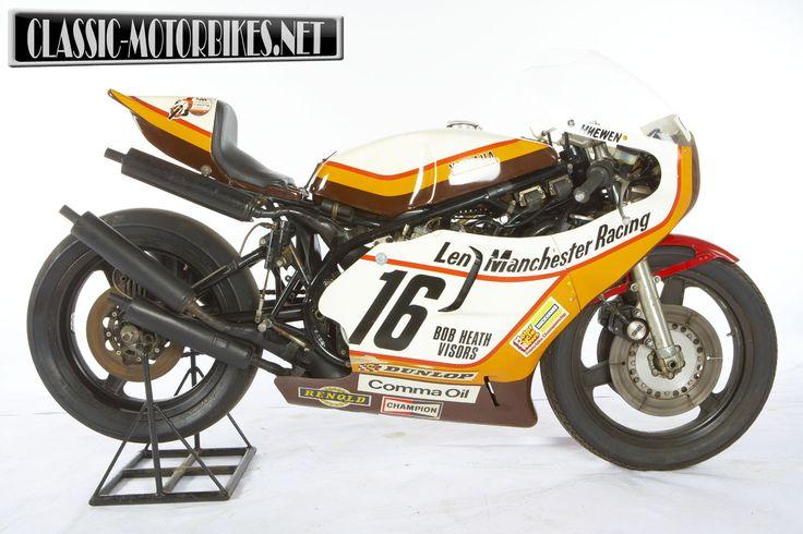 Yamaha TZ750 | Bikes + cars | Pinterest | Vintage motorcycles, Grand prix and Flat tracker