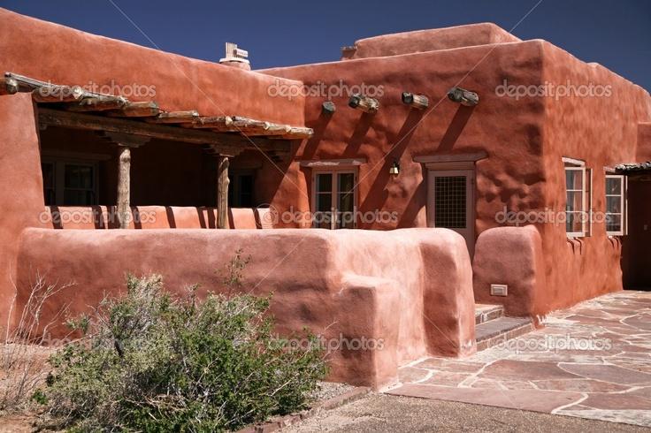 145 best adobe houses images on pinterest adobe homes for Santa fe adobe homes
