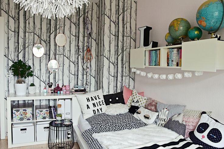 teenager mädchen zimmer - teen room makeover