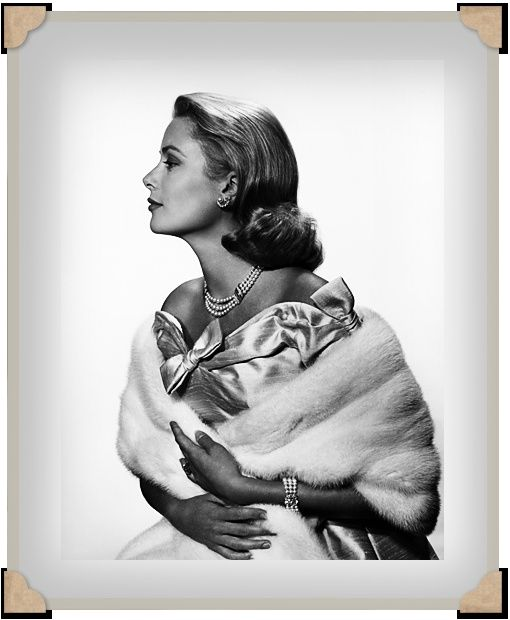 """Grace Kelly(while I wouldn't really classify her as a """"broad"""" I can't bring myself to devote an entire board to her....although I totally could. =]"""