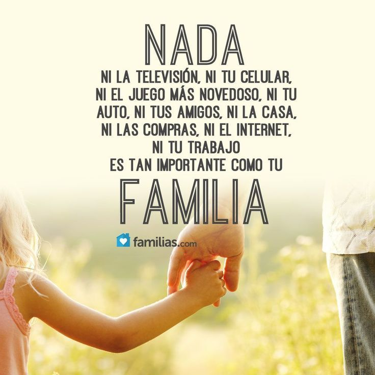 #frases de #amor y #familia #yoamoamifamilia www.familias.com #familiafrases #familiacristiana