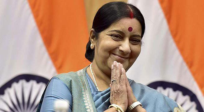 """New Delhi: Two Indian petroleum engineers who were abducted in South Sudan have been released, External Affairs Minister Sushma Swaraj said Friday. """"I am happy to inform about the release of two Indian nationals Midhun and Edward who were abducted in South Sudan. They have reached the..."""