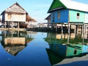 Pulau Bungin yang eksotis