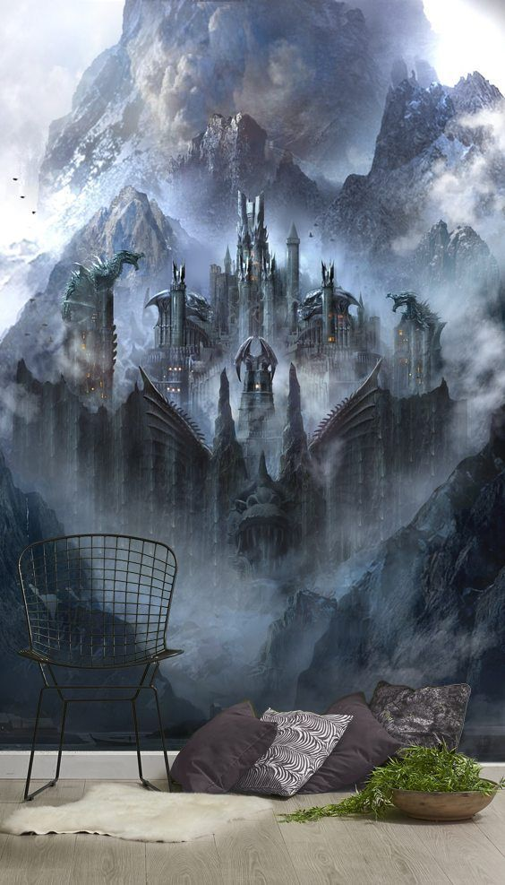 dragonstone in 2019 skyline wallpapers pinterest wall muralsdragonstone wall mural from philip straub our wallpaper murals are made to measure and printed on demand perfect for homes, hotels, offices,