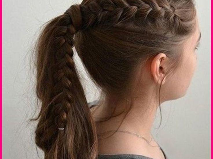 Waves Easy Hairstyles for School - Easy Best HairStyles#easyhairstyles #hairstyles