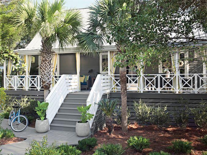 House of Turquoise: Coastal Living 2015 Seagrove Idea Cottage