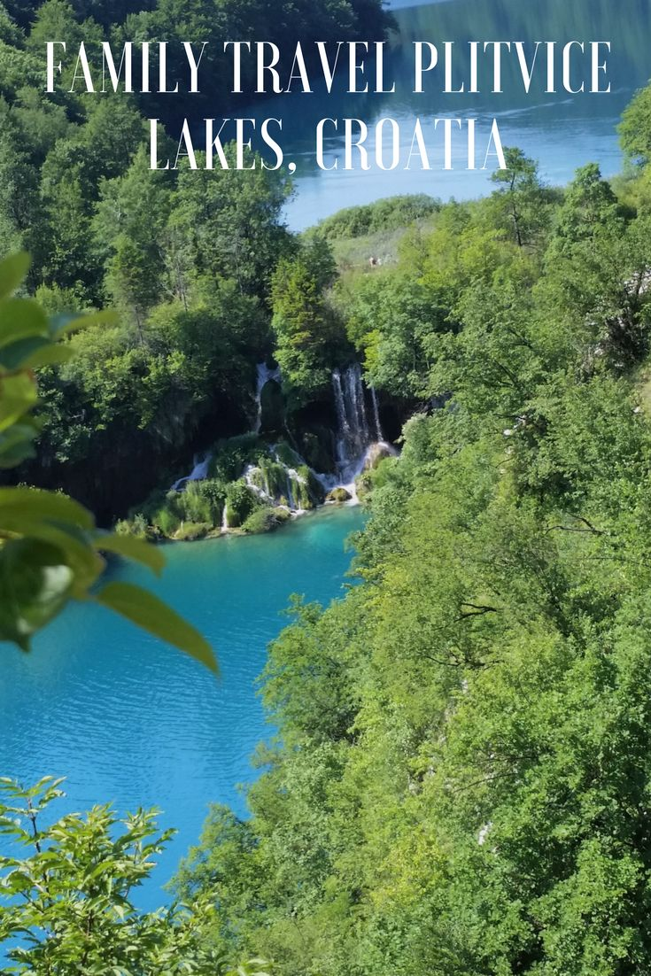 Best places to stay near Plitvice Lakes. Tips for visiting Plitvice Lakes with kids and how you can avoid the crowds.