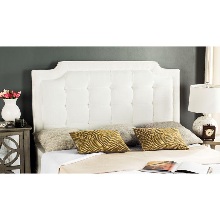 Perfecto Muebles De Cabecera Queen Tufted Rosa Friso - Muebles Para ...