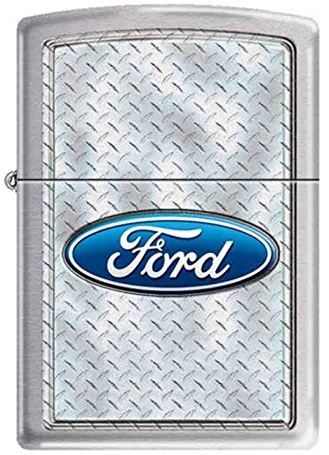 Zippo Ford Diamondplate Custom Lighter New Release * Check out the image by visiting the link.