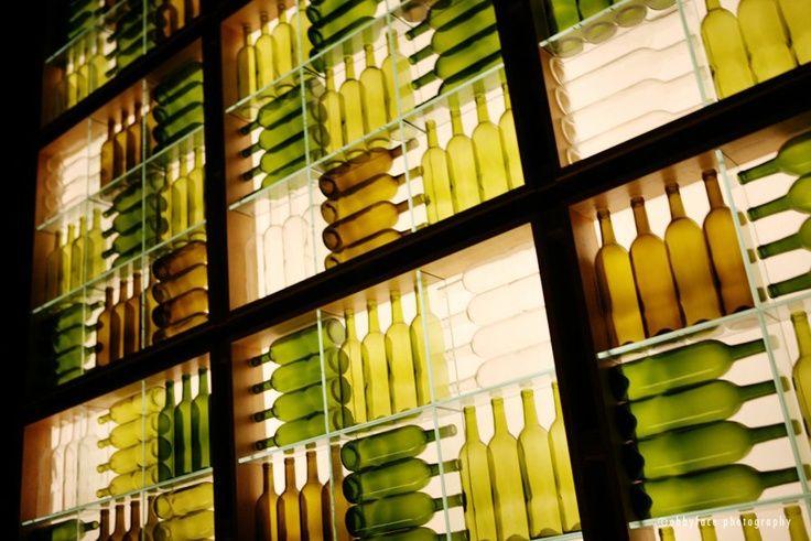 bottle art installation - Google Search