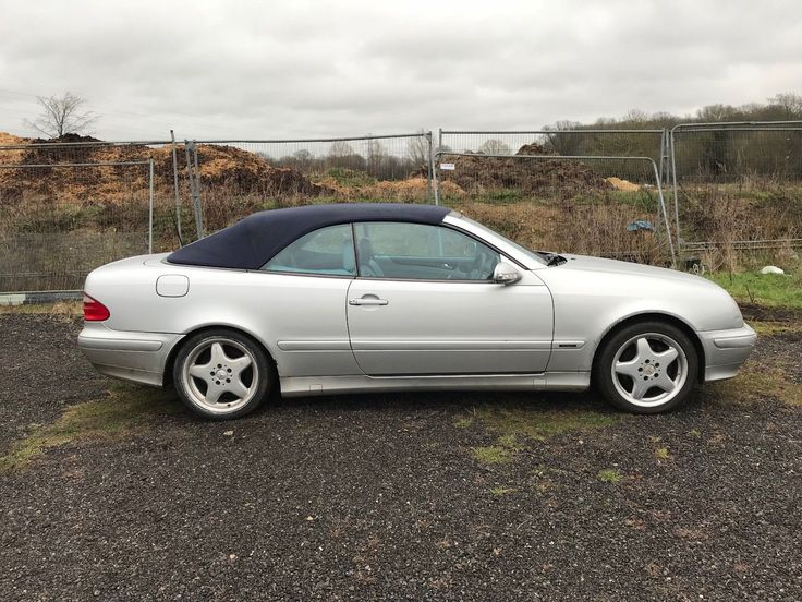 2001 'Y' MERCEDES CLK 320 CONVERTIBLE AUTO - PART EXCHANGE BARGAIN: £1.00 (0 Bids) End Date: Sunday Mar-11-2018 20:03:49 GMT Bid now | Add…