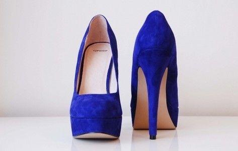 blue suede shoes: Wedding Shoes, Blue Suede Shoes, Cobalt Blue, Blue Shoes, Something Blue, Blue Colors, High Heels, Electric Blue, Blue Pumps