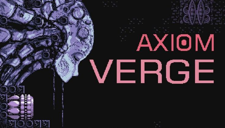 The creative weapons of Axiom Verge