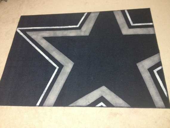 5x7 Custom Cowboy Man Cave Rug By CowboyCreationz On Etsy, $99.00