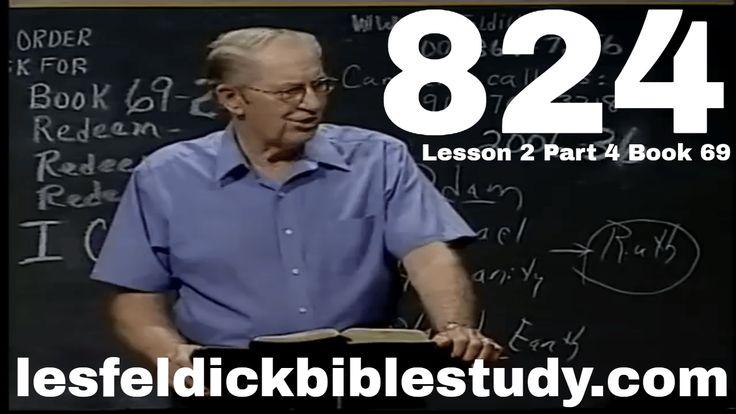 824: Kinsman Redeemer - Part 4 - Lesson 2 Part 4 Book 69