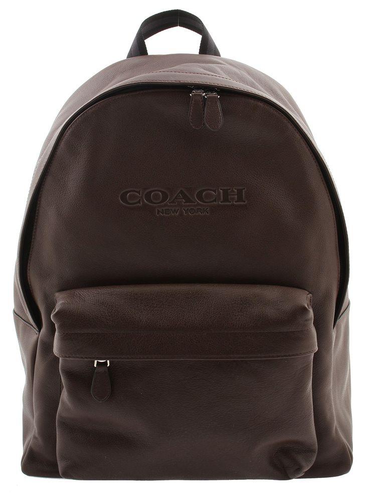 Coach Charles Backpack in Sport Calf Leather, F54786 MAH