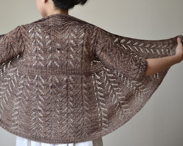 Knitting Pattern Lace Jacket : Pinterest   The world s catalog of ideas