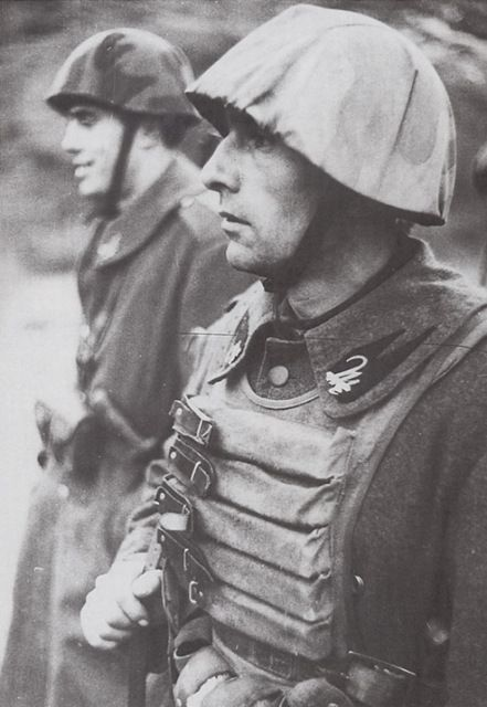 """""""M"""" Battalion Legionere of the 9th of Settembre"""