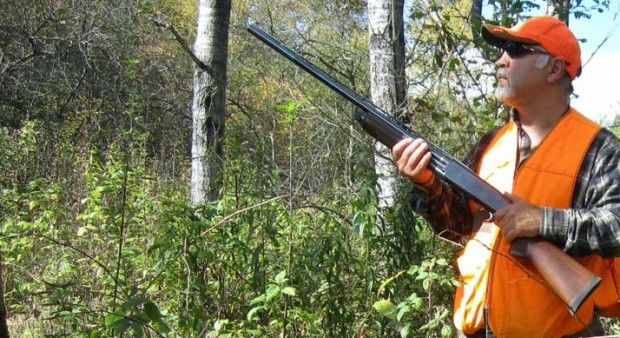 Tips for getting through the thickets unscathed while grouse hunting.