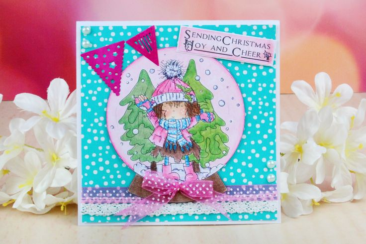 The wonderful Tatty Twinkle Christmas Collection. For more information visit www.tatteredlace.co.uk
