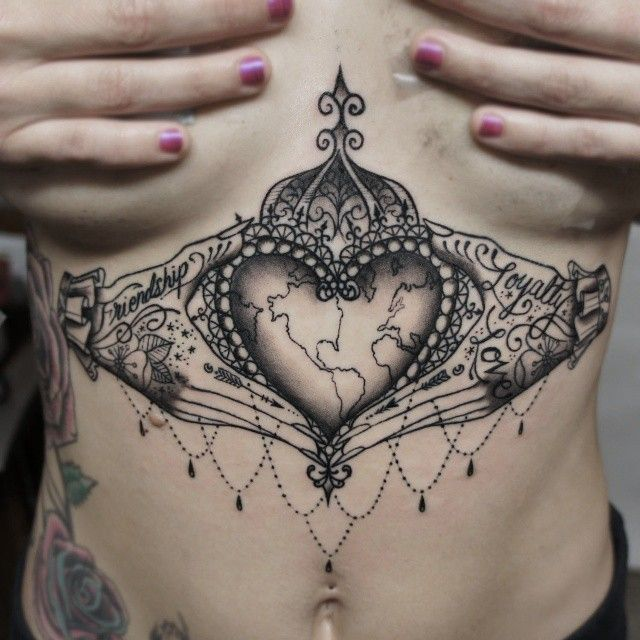 Friendship, Loyalty, Love: the 3 meanings of claddagh tattoos. By Jennifer Yoko Verret.