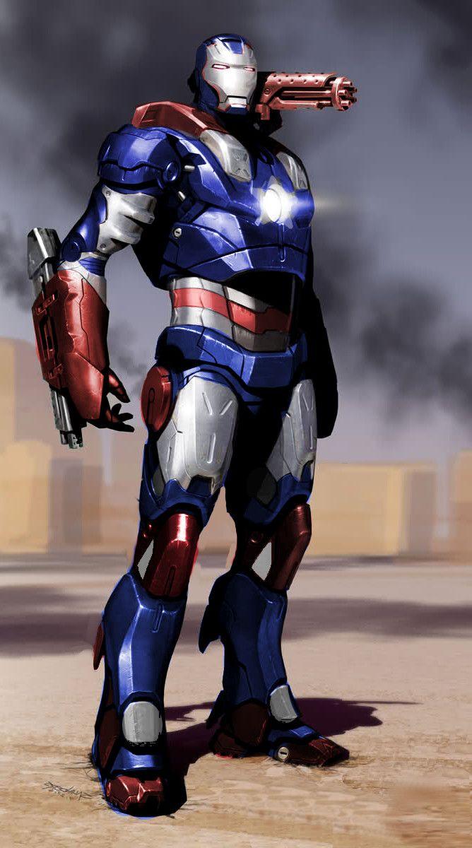 Iron Patriot concept d...