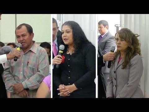 Testimonios en Cali y Cajicá (Colombia) – Julio 2017 – Iglesia de Dios Ministerial de Jesucristo Internacional
