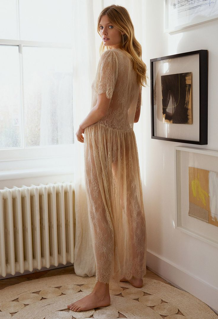 Lingerie - Editorials   Zara Home Greece