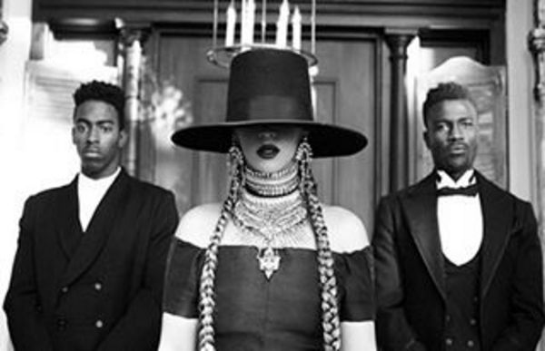 Beyonce slays it all on 'Formations' and we're decoding it on our blog, up on site now! Link in Bio.