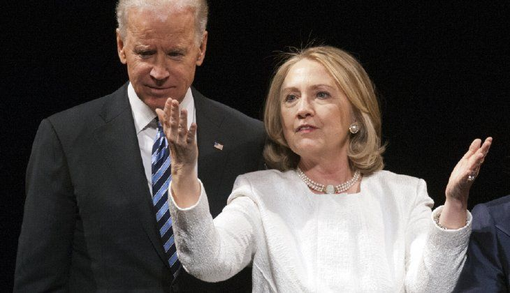 Biden challenges Clinton to back TPP as Obama sends it to Congress