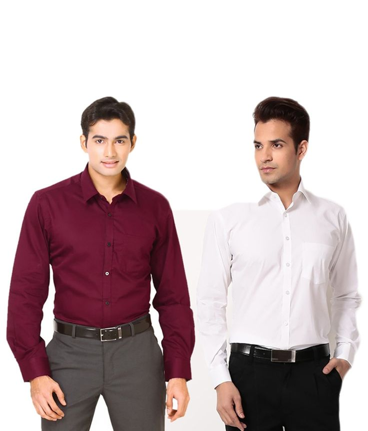 Unique Multicolor Combo Of 2 Cotton Casual Cotton Shirts - http://weddingcollections.co.in/product/unique-multicolor-combo-2-cotton-casual-cotton-shirts/