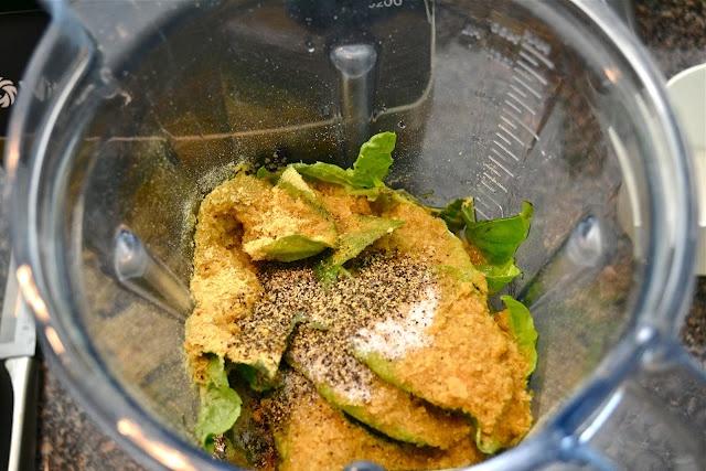 Vegan Basil Pesto | Healthy Living | Pinterest