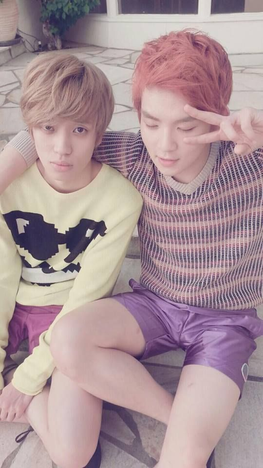 Niel & Ricky ~ Teen Top